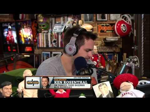 Ken Rosenthal on the Dan Patrick Show 8/2/13