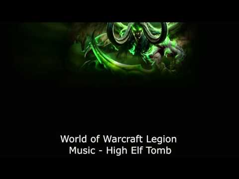 Legion Music - High Elf Tomb
