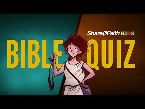 Bible Trivia Quiz For Kids From Genesis To Exodus   Sharefaith.com