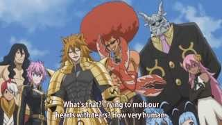 Natsu and Lucy vs  Celestial Spirits   Part 1