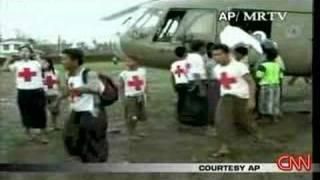 Baixar World rushes to help Myanmar
