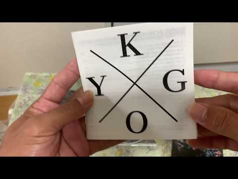 Kygo Hits Collection 2018 Japan Only Edition Unboxing