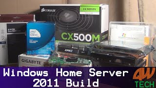 Windows Home Server 2011 Build