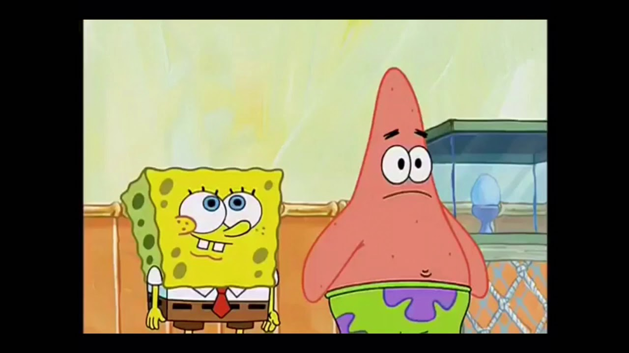 Spongebob : New Student Starfish Deleted Scene - YouTube