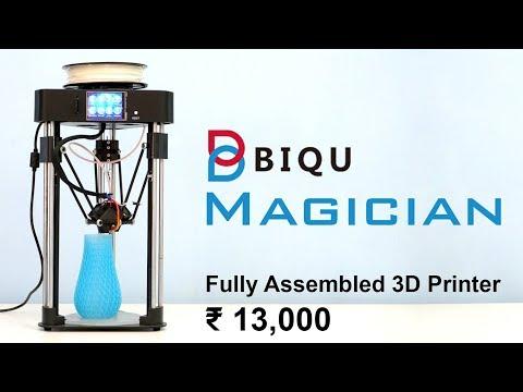 Biqu Magician Detailed Review | 3D printer | Indian Lifehacker