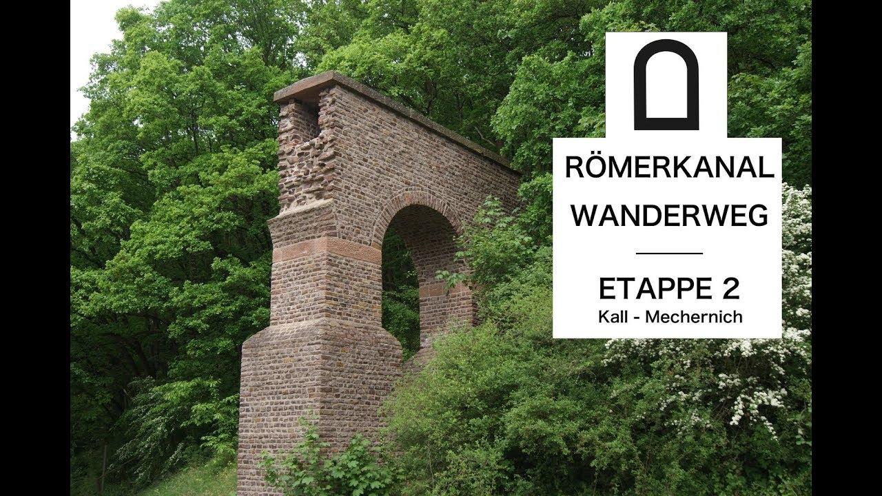 Aus 16 km mach 23 - Römerkanal Wanderweg Etappe 2