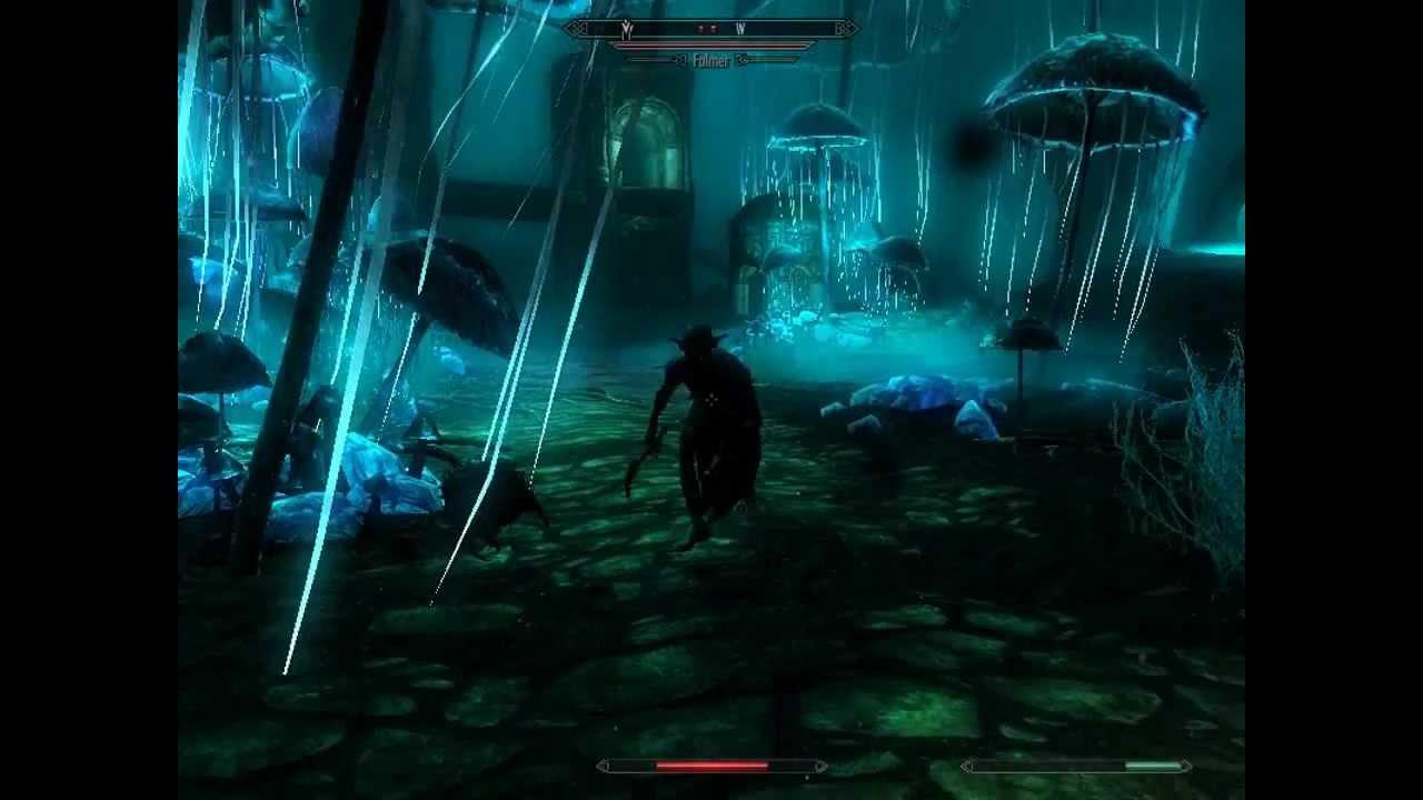 Blackreach Skyrim Dragon Png