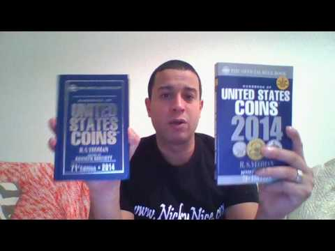 Whitman's Official Blue Book Handbook Of United States Coin Review By Nicky Nice Numismatics