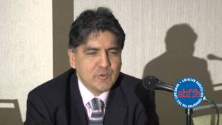 sherman alexie talkes to abffe about censorship