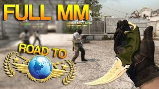CS:GO - MM back to Global! #2