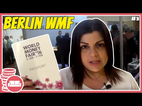 Berlin World Money Fair (WMF) - 2016