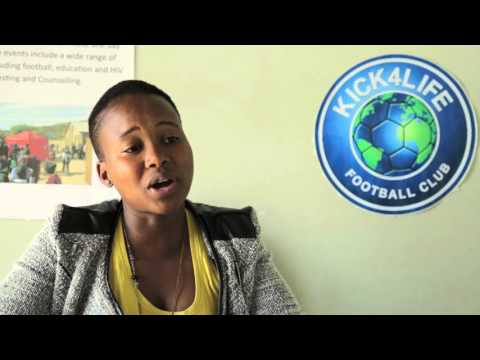 Kick4Life - changing lives through sport in Lesotho
