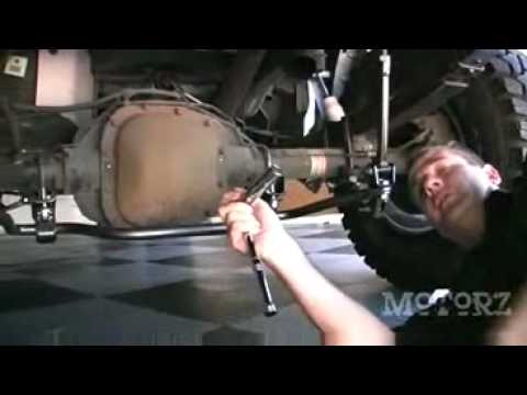 Hellwig Sway Bar Installation Video Youtube