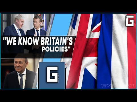 'WE ARE AWARE OF UK'S OPPORTUNISTIC POLICIES' - France over the AUKUS pact