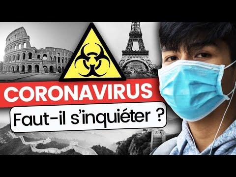 Coronavirus en Europe: que risque-t-on ?
