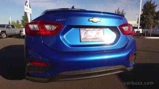 Unboxing 2017 Chevrolet Cruze Sedan - This Or The New Cruze Hatchback?