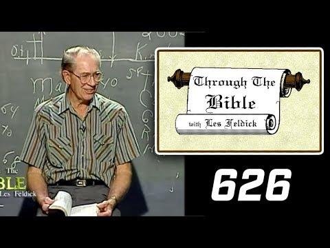 [ 626 ] Les Feldick [ Book 53 - Lesson 1 - Part 2 ] The Setting for James through Jude |b