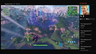 Fortnite decent player lets get hype