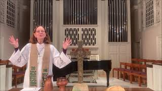 Service for Worship - January 10, 2021