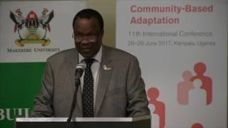CBA opening speeches: Hon. Sam Cheptoris