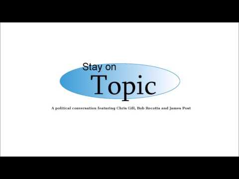 Stay on Topic Podcast Episode 20.5