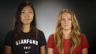 Stanford student-athletes on sexual assault