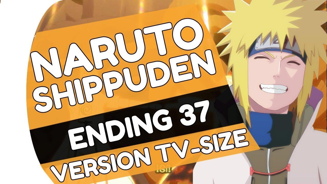 Naruto Shippuden Ending 37