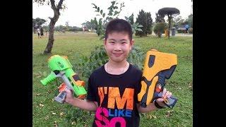 Nerf Dart Tag , N-strike (Thai/ไทย Review)
