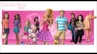 Barbie Life in The Dreamhouse - Theme Song (AUDIO)