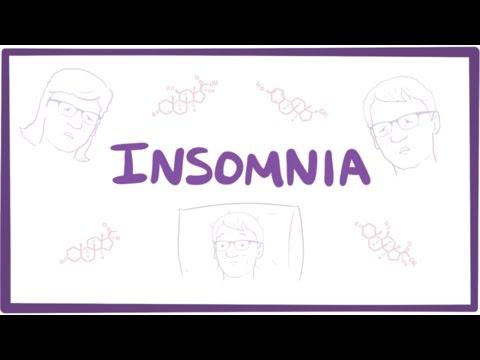 Insomnia causes, symptoms, diagnosis, treatment & pathology