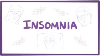 Insomnia - causes, symptoms, diagnosis, treatment & pathology