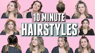 10-mostly-heatless-hairstyles-you-can-do-in-10-minutes-or-less