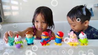 Lagu Ayo Mandi   Lagu Anak-Anak Indonesia   Didi & Friends Indonesia