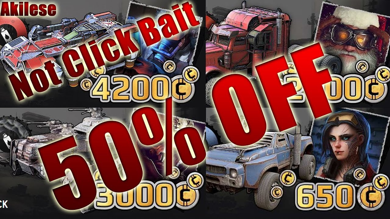 Don't buy a Crossout Pack until you've watched this video!