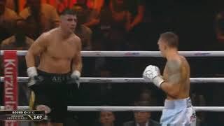 Oleksandr Usyk vs Marco Huck TKO Round 10