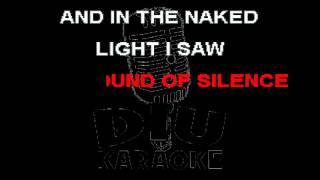 Disturbed - Sound of Silence (Karaoke Video)