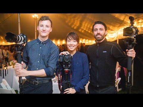 Behind the Scenes Lindsay & Bo's Wedding Film