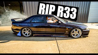RIP R33 - Gender Reveal Burnout practice Gone Wrong...