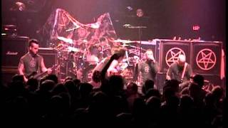 Anthrax - 1000 Points Of Hate (Live in Mt. Clemens, MI 5-13-03)