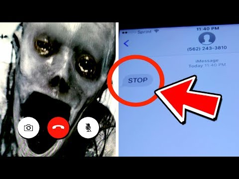 What Happens When You FaceTime The Devil? (Urban Legend 2017