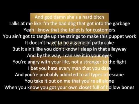 The Waitress by Atmosphere lyrics