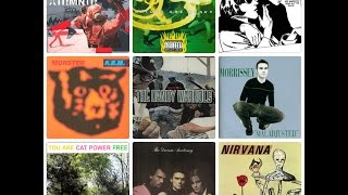 the best of 90s alternative rock