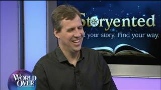World Over - 2016-12-01 – 'Diary of a Wimpy Kid' author, Jeff Kinney with Raymond Arroyo