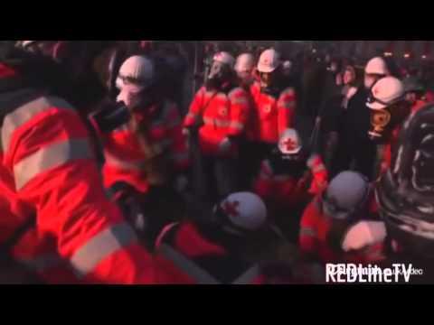 Ne Strilyaj Ukraina/Ukraine Kiev Maidan Protest Song By DEPE feat Olesya