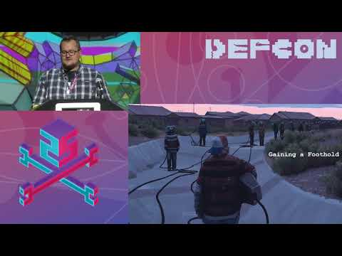 DEF CON 25 -  Chris Thompson - MS Just Gave the Blue Team Tactical Nukes