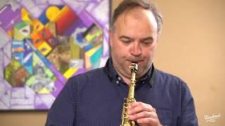 Soprano Adolphe Sax EN      Après un rêve . Gabriel Fauré