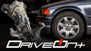 Fiz o Swap de Câmbio Manual! - DriveOnProject BMW E46