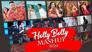 Holly Bolly Mashup 2020   Dj Vision x   Bollywood Dance Mashup 2020   Sajjad Khan Visuala