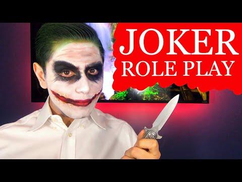 [ASMR] Joker Kidnaps You! (BE MINE!)