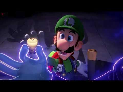 Luigi's Mansion 3 - Walkthrough #08 - Floor 8 Paranormal Productions